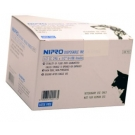 Nipro Veterinary Insulin U-100 Syringe, 29 Gauge, 1/2 cc, 1/2