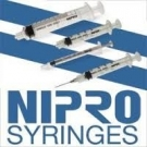 Nipro Veterinary Insulin U-100 Syringe, 29 Gauge, 3/10 cc, 1/2