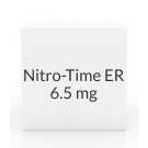 Nitro-Time ER 6.5mg Capsules