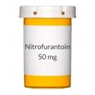 Nitrofurantoin Mono/Macro 50mg Capsules