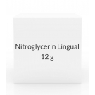 Nitroglycerin Lingual 04.mg/Dose Spray (12g Bottle - 200 Doses)