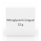 Nitroglycerin Lingual 04.mg/Dose Spray (12g Bottle - 200 Doses)