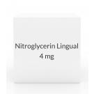 Nitroglycerin Lingual 0.4mg/Dose Spray (4.9g Bottle - 60 Doses)