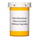 Nitrofurantoin Macrocrystal 100mg Capsules