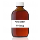 Nitrostat 0.4mg Sublingual Tablets - 25 Tablet Bottle