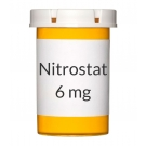 Nitrostat 0.6 mg Sublingual Tablets - 100 Tablet Bottle
