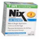 Nix Lice Treatment Multi-Pack 4 oz