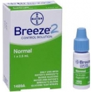 Bayer Breeze2 Control Solution Normal- 2.5ml
