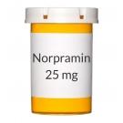 Norpramin 25mg Tablets
