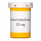 Nortriptyline 25mg Capsules