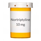 Nortriptyline 10mg Capsules