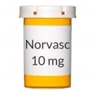 Norvasc 10mg Tablets