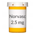 Norvasc 2.5mg Tablets