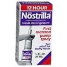 Nostrilla L.A. 0.05% Spray - 0.5 oz
