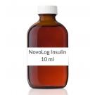 NovoLog Insulin 10ml Vial (100 units/ml)