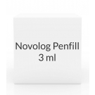 Novolog Penfill (5 - 3ml cartridges/box)