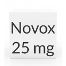 Novox 25mg Caplets-60 Count Bottle