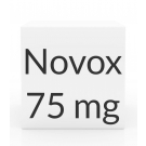 Novox 75mg Caplets-180 Count Bottle