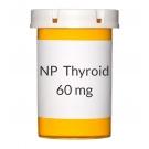 NP  Thyroid 60mg (1gr) Tablets