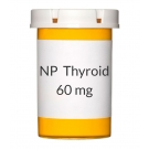 NP Thyroid 120mg  Tablets