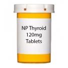NP Thyroid 120mg  Tablets