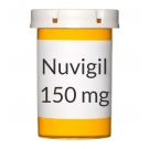 Nuvigil 150mg Tablets - 30 Count Bottle