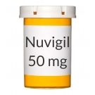 Nuvigil (Generic Armodafinil) 50mg Tablets - 30 Count Bottle