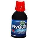 Nyquil Liquid Cherry Flavor 12 oz