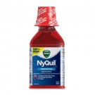 Vicks® Nyquil Cold & Flu Relief Liquid, Cherry- 12oz