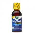 NyQuil Liquid Severe, Berry -8.0z
