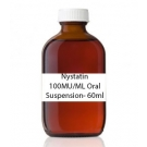 Nystatin 100MU/ML Oral Suspension- 60ml