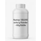 Nystop 100,000 units/g Powder - 60g Bottle