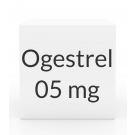 Ogestrel 0.5-0.05 mg - 28 Tablet Pack
