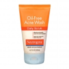 Neutrogena Oil-Free Acne Wash Daily Scrub - 4.2 fl oz