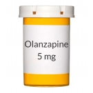 Olanzapine 5 mg Tablets (Generic Zyprexa)