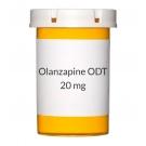 Olanzapine ODT 20mg Tablets (Generic Zyprexa Zydis)