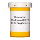Olmesartan Medoxomil HCTZ 40-12.5mg Tablets