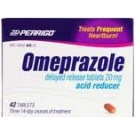 Omeprazole Delayed Release 20mg (Generic Prilosec OTC) - 42 Tablet Box