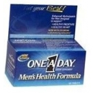 One A Day Mens Health Formula Tablets 60ct