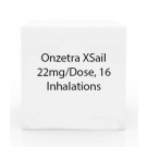 Onzetra XSail 22mg/Dose, 16 Inhalations