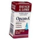 Opcon A Eye Drops (Bausch & Lomb) .5oz