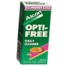 Opti-Free Daily Cleaner Solution 20ml***Production issues estimated restocking date 11/20/15***
