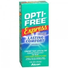Opti-Free Express Multi-Purpose Disinfecting Contact Solution - 4.0 fl oz