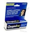 Orajel P.M. (Benzocaine 20%) Severe Nighttime Formula Cream - 0.25 oz