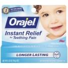 Baby Orajel Teething Pain Medicine, Cherry- 0.33oz