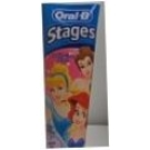 Oral B Stages Princess Bubble Gum Toothpaste  4.2oz