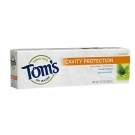 Tom's of Maine Cavity Protection Natural Fluoride Toothpaste Spearmint- 4.7oz