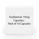 Oseltamivir 75mg Capsules - Pack of 10 Capsules