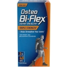 Osteo Bi-Flex Glucosamine Chondroitin plus Joint Shield Dietary Supplement Coated Caplets - 40ct