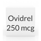 Ovidrel 250mcg/0.5ml Injectable, 0.5ml Syringe - 1 each